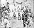 Initiation Ceremony, Chee Kung Tong, San Francisco, ca. 1900.png