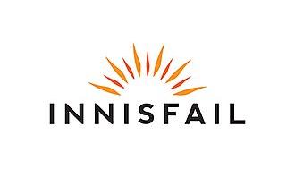 Innisfail, Alberta - Image: Innisfail ab flag 2016