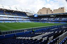 Stamford Bridge (stadium) - Wikipedia  Stamfordbridge