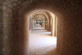 Herat Citadel - The museum inside the citadel
