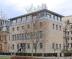 Instituto de Investigaciones Sociales, Frankfurt am Main (1950)