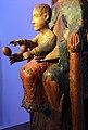 Intagliatore lucano di cultura catalana, madonna col bambino in trono, 1200-25 ca., da s. lucia al casale, armento (museo diocesano di tricarico) 03.jpg