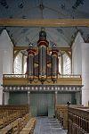 interieur, aanzicht orgel, orgelnummer 242 - broek in waterland - 20349196 - rce