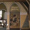 Interieur, eerste verdieping, achterzijde rechts (Statenzaal), muurschildering, 1614 Het Weversgilde van St. Steverus te Oldenzaal - Zwolle - 20393812 - RCE.jpg