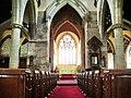 Interior, All Saints Church, Cockermouth - geograph.org.uk - 474529.jpg