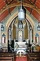 Interior, St Huberts RC Church, Dunsop Bridge - geograph.org.uk - 416677.jpg