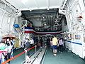 Interior of ROCN Kun Ming (PFG-1205) Hangar 20140327.jpg