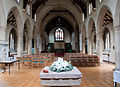 Interior of St. Alban's church, Beacon Hill, Surrey..jpg