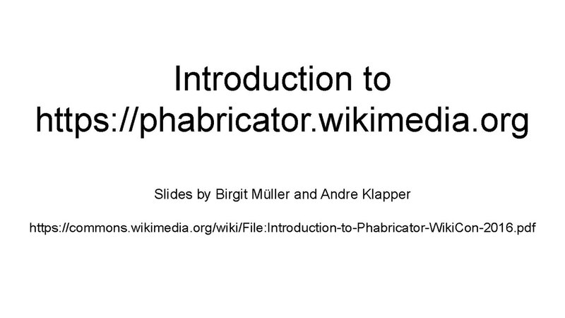 File:Introduction-to-Phabricator-WikiCon-2016.pdf