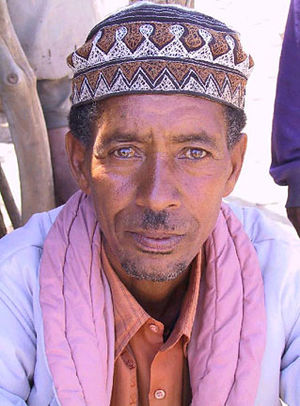Iraqw people - An Iraqw man.