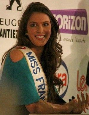 Miss France - Image: Iris Mittenaere 2016