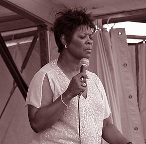 Irma Thomas At New Orleans Jazz & Heritage Fes...
