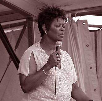 Irma Thomas - Irma Thomas at the New Orleans Jazz & Heritage Festival, 2006