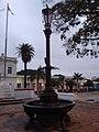 Iron Fountain in Paraná Entre Ríos Argentina from Glasgow based Saracen Foundry 1901.jpg