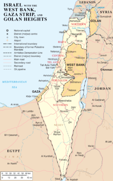 History of palestine wikipedia the region today israel the west bank the gaza strip and the golan heights gumiabroncs Images