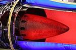 Ishikawajima-Harima F3-IHI-30B turbofan engine(cutaway model) at Niconico chokaigi April 28, 2018 05.jpg
