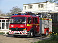 Isle of Wight Fire and Rescue Service vehicle HW03 GEU.JPG
