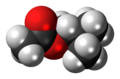 Isobutyl acetate 3D spacefill.png