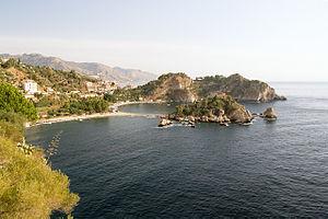 Isola Bella (Sicily) - Isola Bella Bay