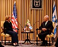 Israeli President Peres Meets With Secretary Clinton (4993151307).jpg