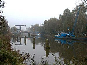 Oude IJssel - Bridge near Doetinchem