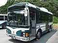 Isuzu ERGAmio 7M type, Mie kotsu (102), Left side.jpg