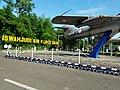 Iswahyudi Air Force Base Display.jpg