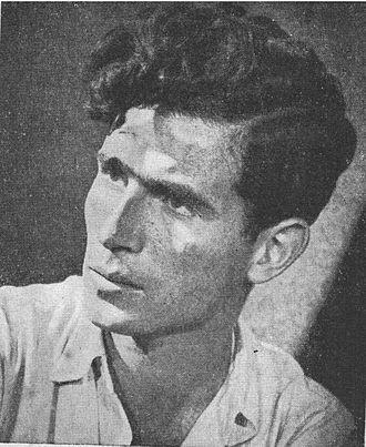 Yitzhak Danziger - Yitzhak Danziger, 1940's