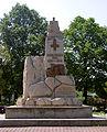 Józefów Biłgorajski Pomnik.jpg