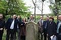 Jüdischer Friedhof Köln-Deutz, Grabführung Isaak Offenbach -9510.jpg