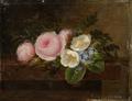 J.L. Jensen - Juleroser og forglemmigej - 1839.png
