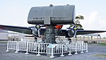 JASDF Nike-J acquisition radar at Hamamatsu Air Base Publication Center November 24, 2014 06.jpg