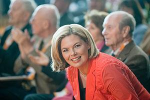 Julia Klöckner - Julia Klöckner in 2010