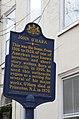 JOHN O'HARA STATE HISTORICAL SIGN, POTTSVILLE, SCHUYLKILL COUNTY, PA.jpg