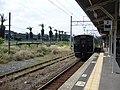 JR 817 V006 at Kushikino Station.jpg