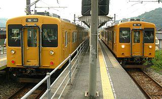 Fukuen Line Railway line in Hiroshima prefecture, Japan
