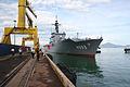 JS Kunisaki arrives in Da Nang 140606-N-QW372-088.jpg