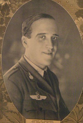 Julio Ruiz de Alda Miqueleiz - Julio Ruiz de Alda Miqueleiz