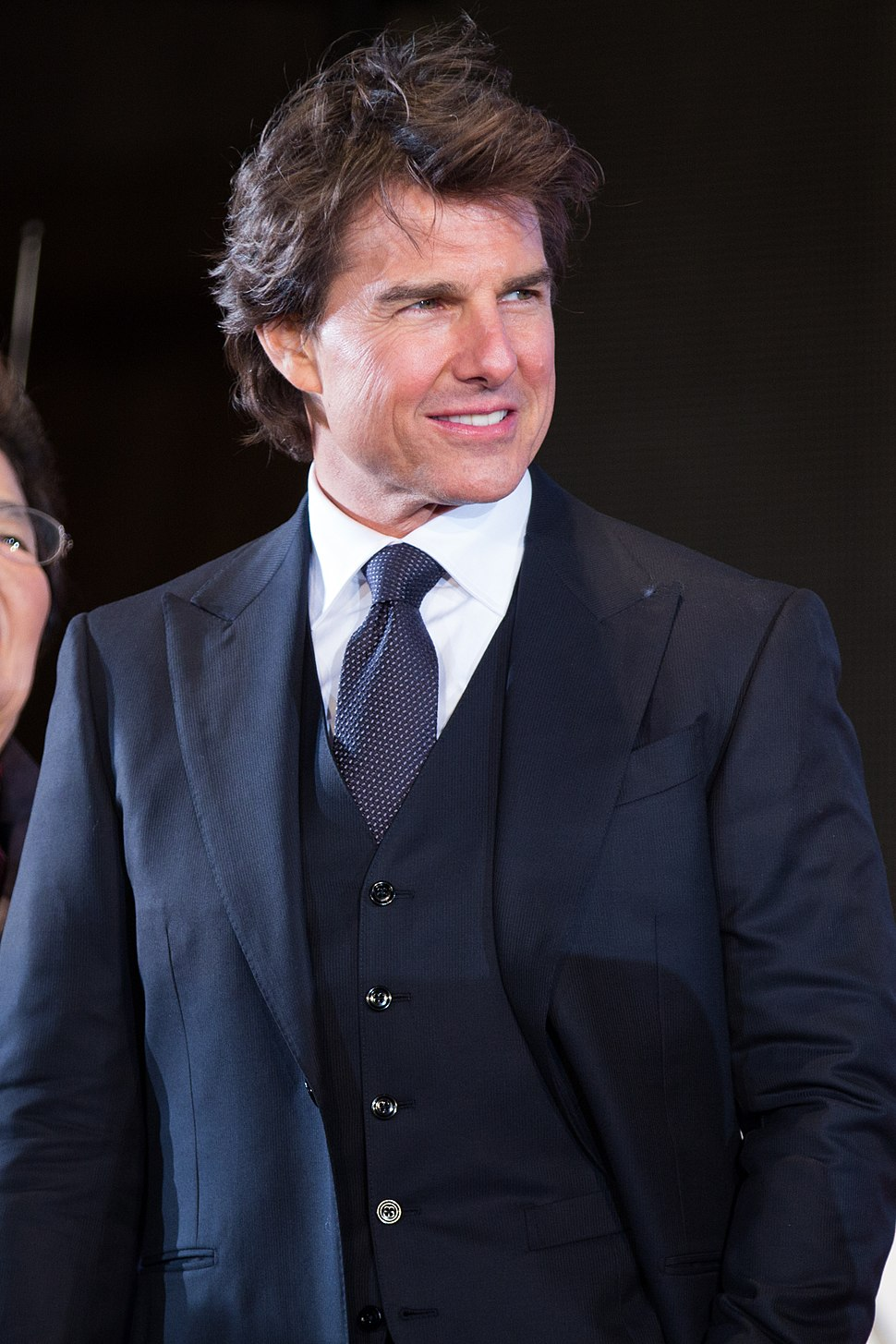 Jack Reacher- Never Go Back Japan Premiere Red Carpet- Tom Cruise (35375035831)