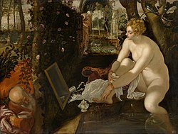 Tintoretto: Susanna and the Elders