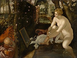 Jacopo Robusti, called Tintoretto - Susanna and the Elders - Google Art Project.jpg