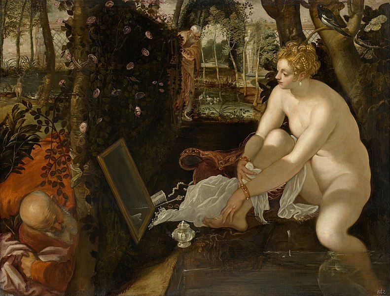 File:Jacopo Robusti, called Tintoretto - Susanna and the Elders - Google Art Project.jpg