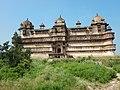 Jahangir Mahal, Orchha 2.jpg