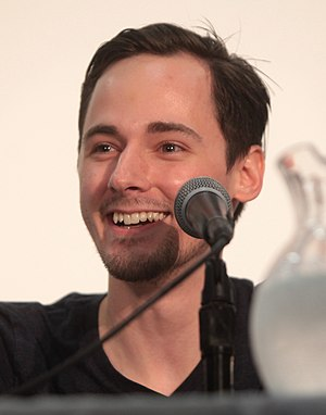 Jake Thomas - Thomas at the 2014 VidCon