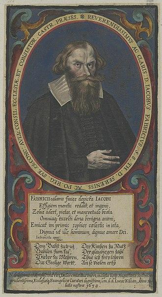 Jakob Fabricius
