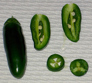 2008 United States salmonellosis outbreak - Raw jalapeño peppers were associated with illness in the 2008 outbreak