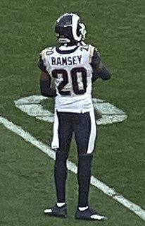 Jalen Ramsey American football cornerback