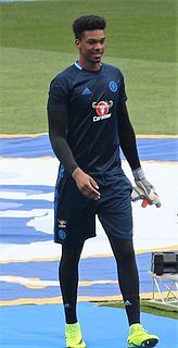 Jamal Blackman English footballer