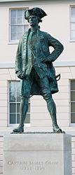 James Cook Statue in Greenwich - Oct 2006.jpg