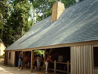 Jamestown Glasshouse - Jamestown Glasshouse